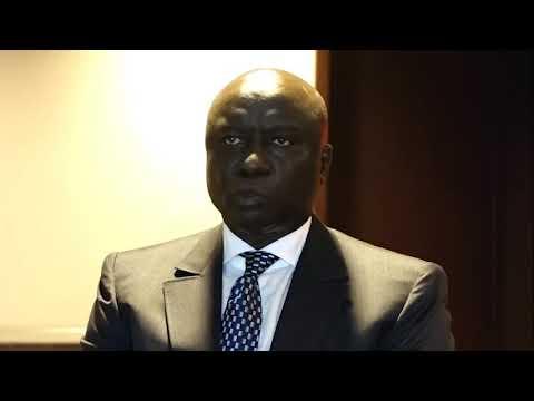 Affaire Adji Sarr : IDY conseille à SONKO de prendre son exemple !
