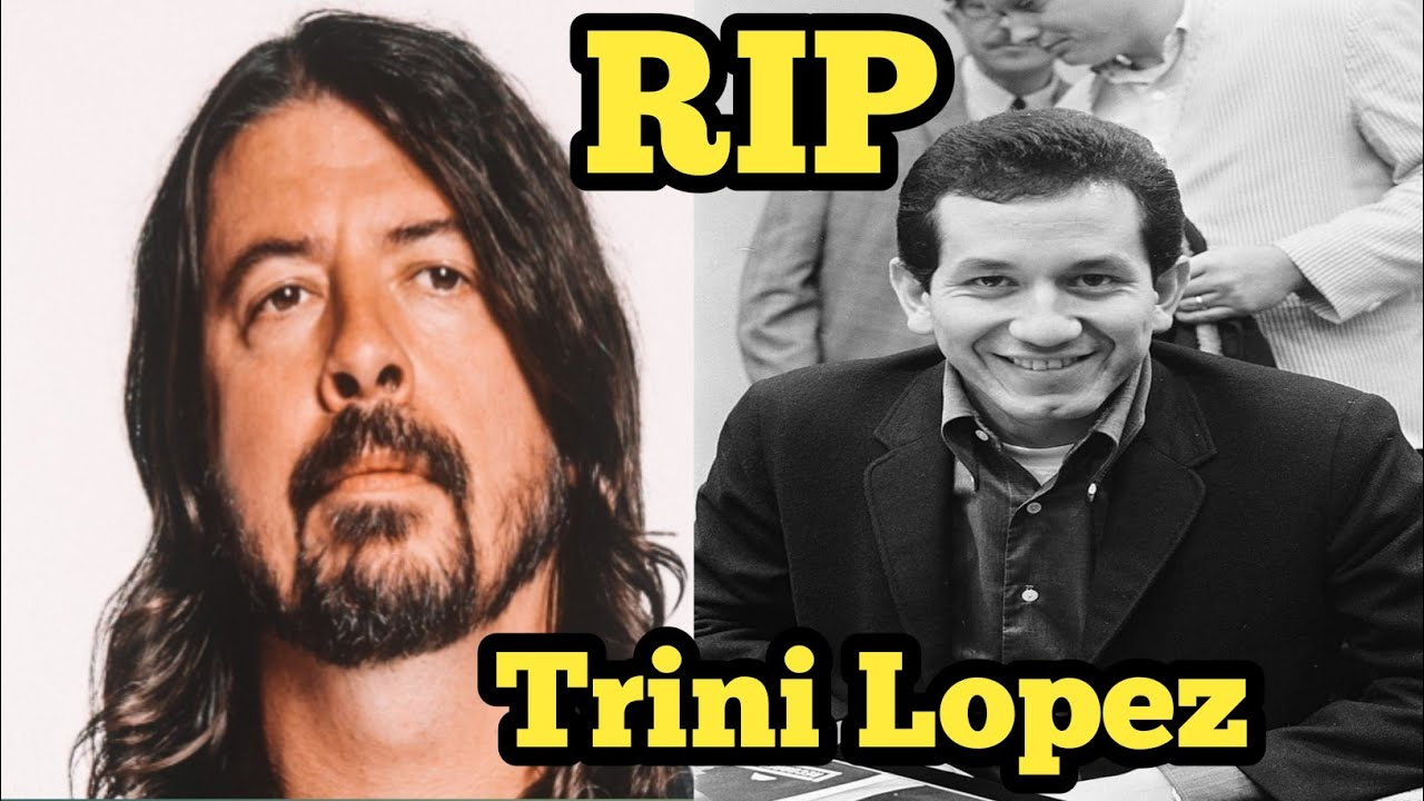 Trini Lopez, pop singer and actor, dead at 83