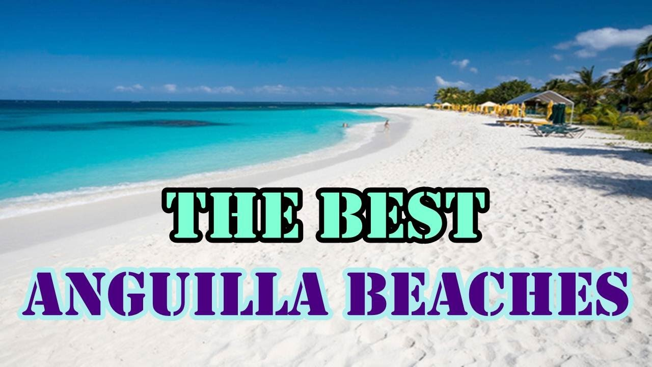 Shoal Bay East The Best Beaches In Anguilla