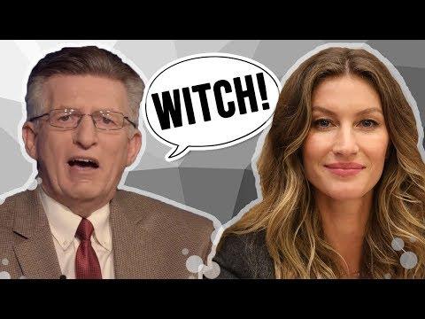 """Rick Wiles: """"Tom Brady's Wife is a Witch"""""""