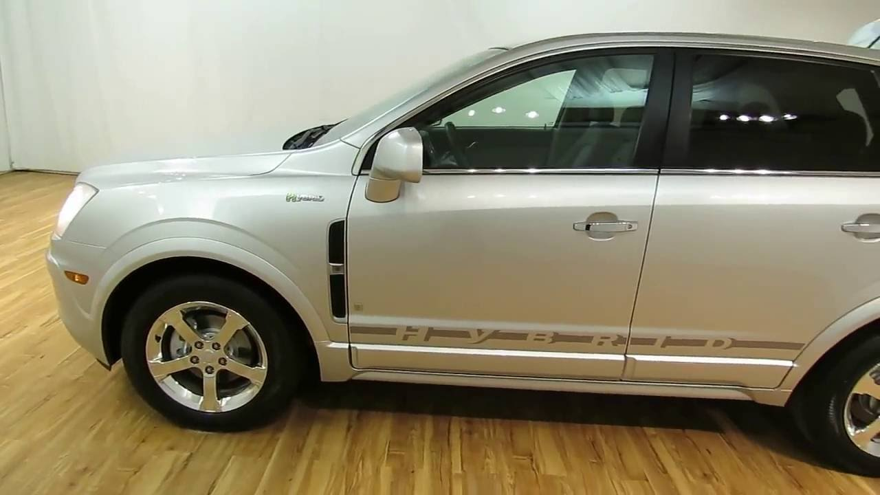 2009 Saturn Vue Hybrid I4 Carvision Com