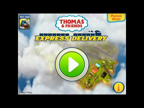 Playing Thomas Delivery Express