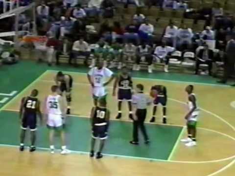 ETSU vs Marshall - 1994 College Basketball Game