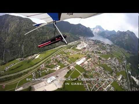 Hang Gliding in Ebensee