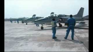 Sri Lanka Air Force - Kfir and K-8 Jets