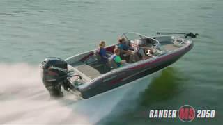 Ranger 2050MS Reata On Water Footage