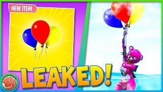 *LEAKED* BEELDEN VAN BALLOONS!! CUBE EVENT WEER GEFAALT!!! - Fortnite: Battle Royale