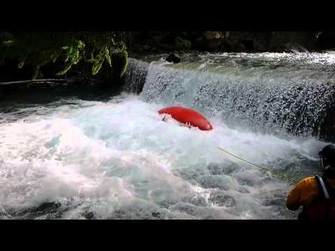 Kayak - Hautes Alpes 2014, Fournel, Rabioux