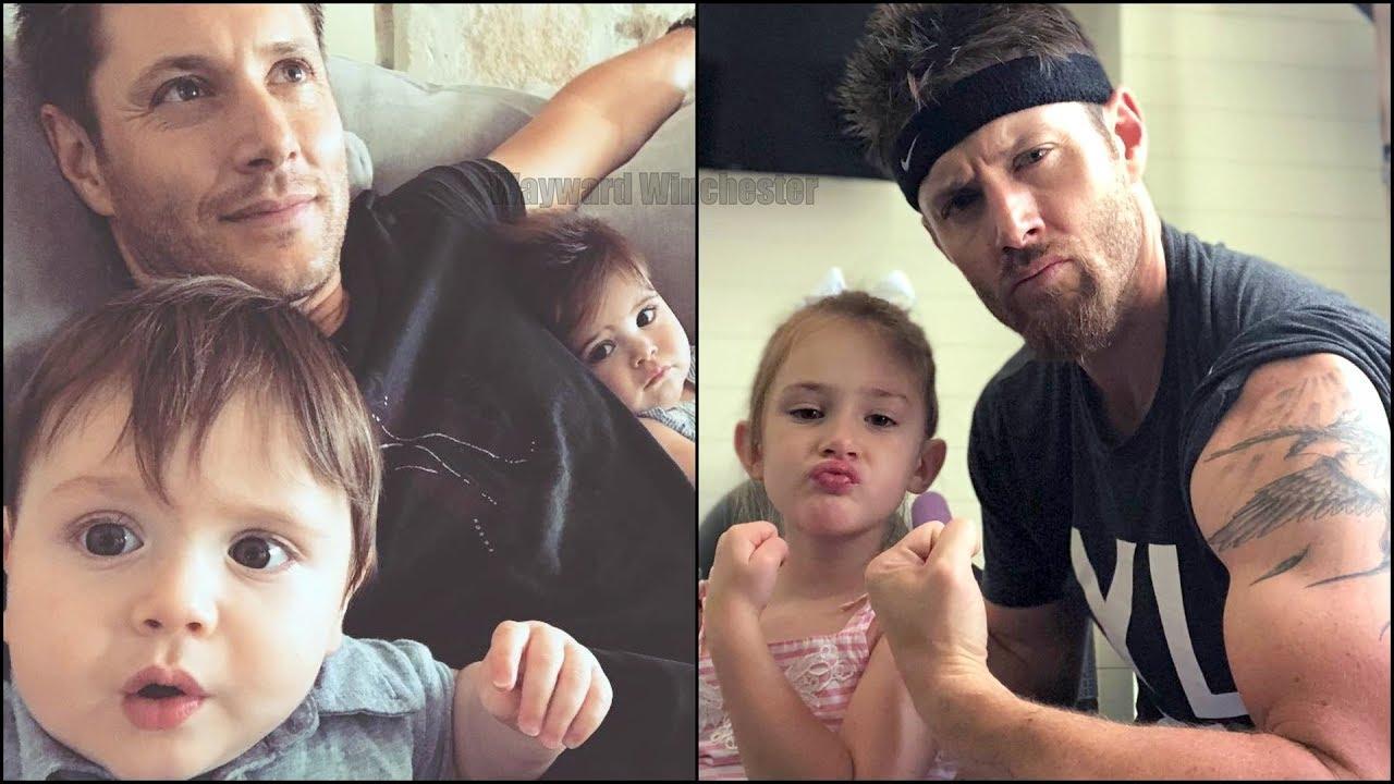 Jensen Ackles' Kids - ...