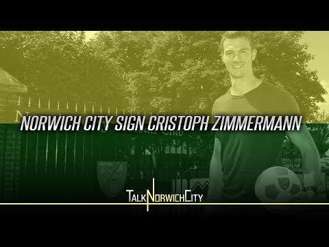 NORWICH CITY SIGN CRISTOPH ZIMMERMANN