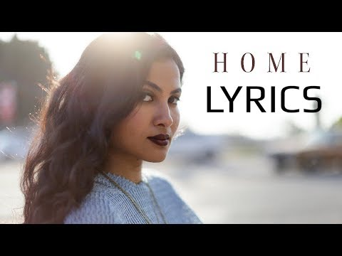 Vidya Vox - HOME Lyrics | Official Lyric Video