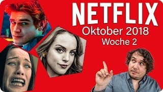 Neu auf Netflix diese Woche – Oktober 2018 KW 41