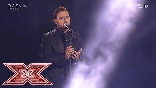«Πού να εξηγώ» από τον Γιάννη Γρόση | Live 1 | X Factor Greece 2019