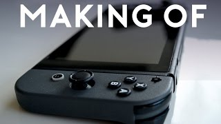 Making the Nintendo Switch replica
