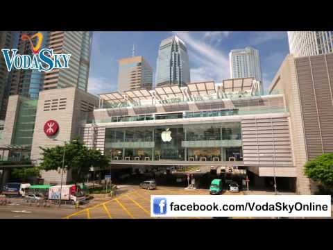 Hong Kong Travel Guide VodaSky