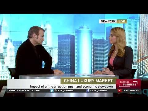 Dean Crutchfield on the luxury price difference between China and the overseas market