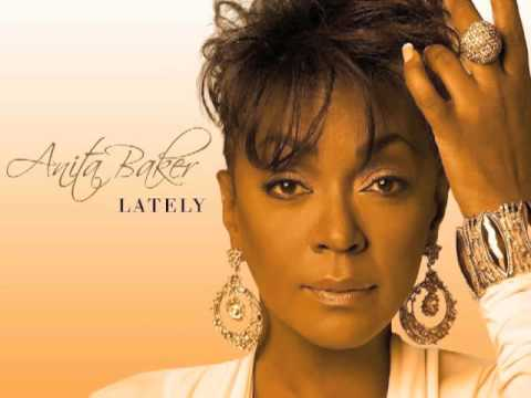 Anita Baker Lately OFFICIAL Lyrics