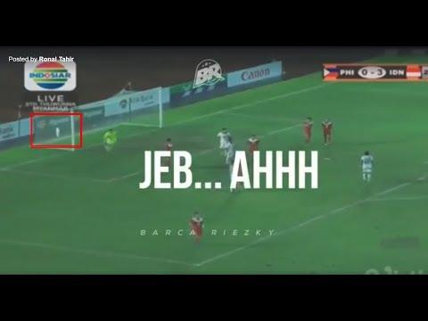 Gokil ! Komentator Bola Lucu Indonesia VS Myanmar JEB..AH