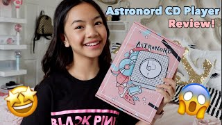 Astronord CD Player Review! 😱💖
