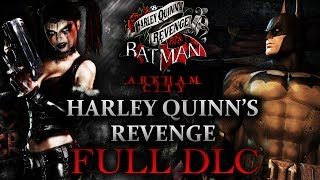 Batman: Arkham City – Harley Quinn