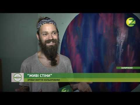 Телеканал Z: Новини Z - У школі №100 розмалювали стіни - 20.06.2019