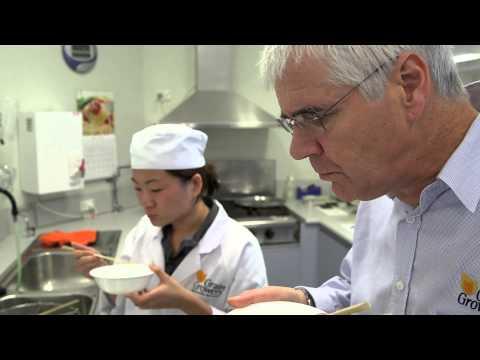 GCTV11: Australian Wheat For China
