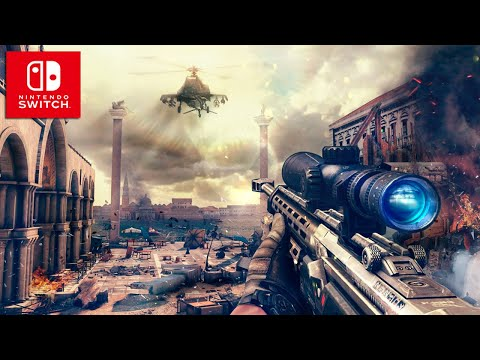 Modern Combat Blackout coming soon to Nintendo Switch