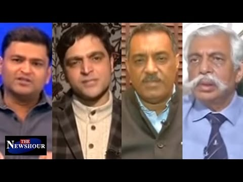 Pakistan Not A Terror State For Netas? - The Newshour Debate (10th March 2017)