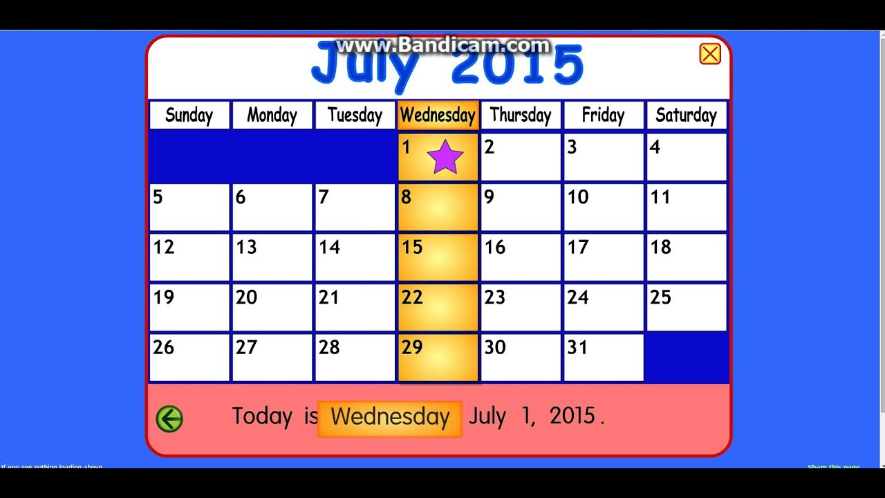 July 2015 Is Here Youtube