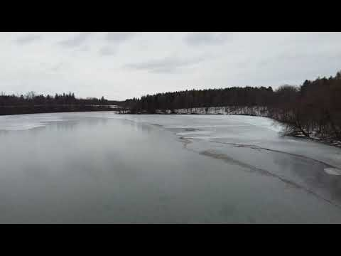 Drone Footage At Milne Dam Conservation Park #10