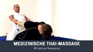 Medizinische Thai-Massage - Integration von aktiver Bewegung thumbnail
