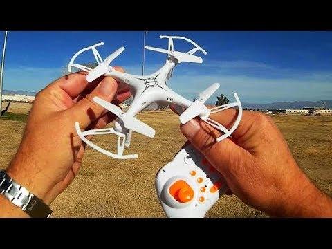 Ming Wei X13 Cheap Micro Sport Drone Flight Test Review