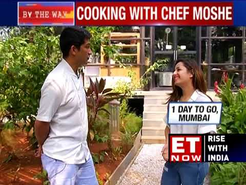 Chef Moshe Shek On By The Way With Avanne Dubash