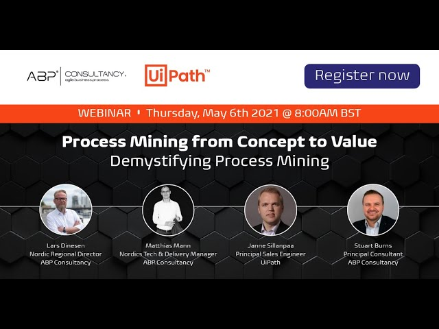 Process Mining from Concept to Value