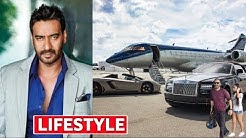 Ajay Devgn Lifestyle 2020, Income, House, Cars, Private Jet, Family, Biography & Net Worth
