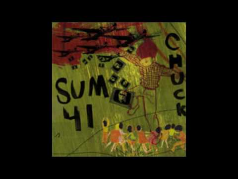 Sum 41 - Chuck (2004) (Full Album) (FLAC to PCM AVI)