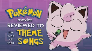 Every Pokemon Movie Reviewed in 10 Words or Less! (ft. Caleb Hyles)