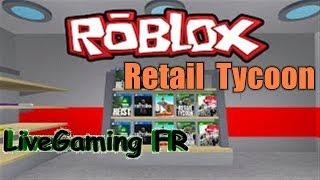 Trade Simulator - Retail Tycoon Roblox