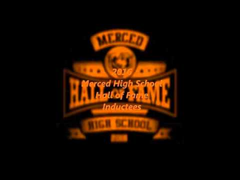 2016 Merced High School Hall of Fame