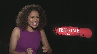 Free State Of Jones: Gugu Mbatha-Raw talks hair mares, embracing the frizz, and Matthew McConaughey