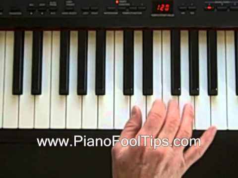 Free Video Piano Lessons Finding The Bm Chord Youtube