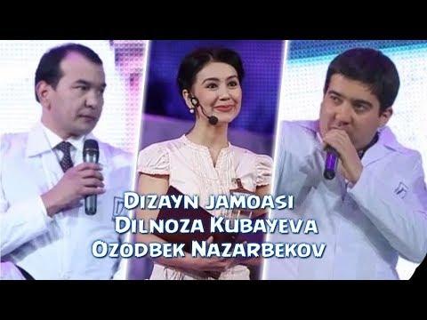 Ozodbek Nazarbekov & Dilnoza Kubayeva Dizayn jamoasi - Doktorlarimiz