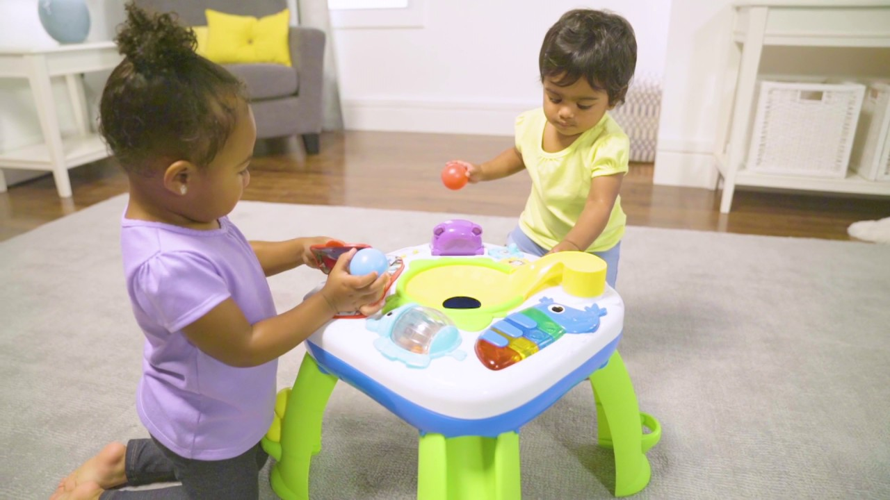 6cef1390980f Having a Ball™ Get Rollin  Activity Table - YouTube