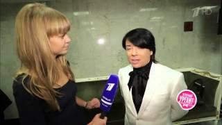 Острый репортаж с Аллой Михеевой   Юбилейный показ Валентина Юдашкина в Кремле