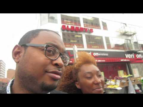 NYC Day 1: Harlem/Apollo Theater-VLOG