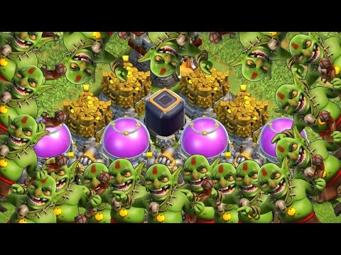 OMG - DER LOOT! || CLASH OF CLANS || Let's Play CoC [Android iOS ]