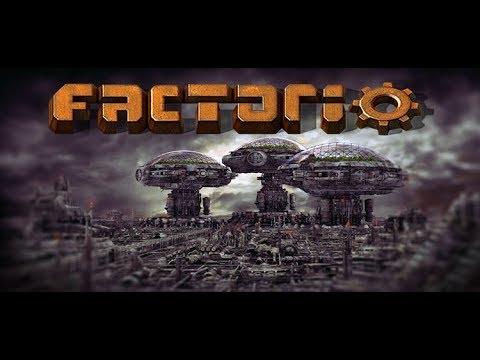 Factorio: из каменного века (кооп)