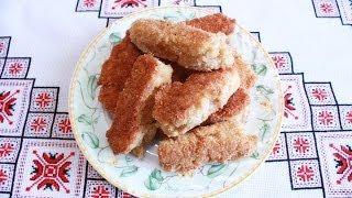 Закуска за 5 минут Сырные палочки рецепт в кляре Сирні палочки рецепт Закуска за 5 хвилин