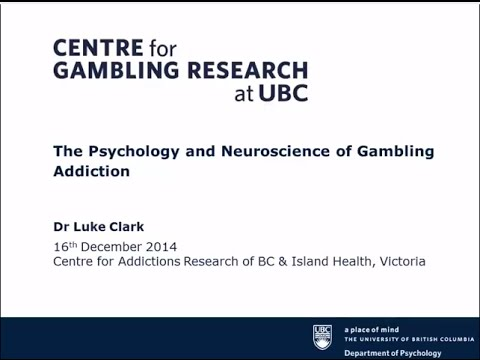 research paper on gambling addiction