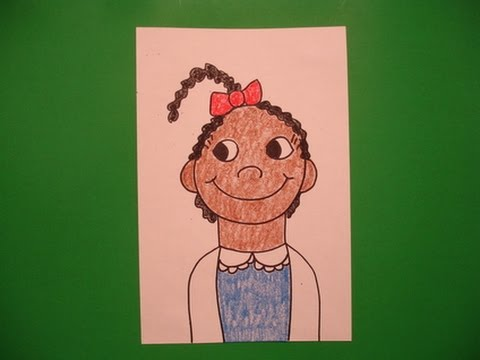 Let S Draw Ruby Bridges Youtube